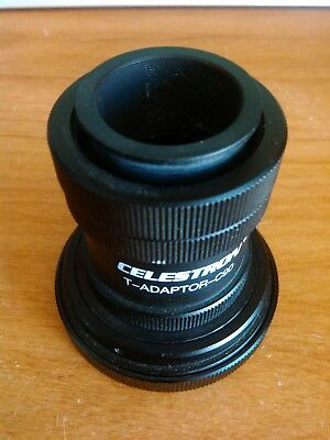 Celestron T-Adapter-C90 with Canon mount