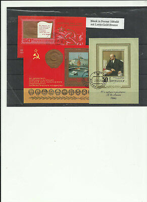 Russland-Lenin Lot ,s.interessant