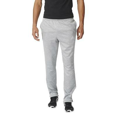 ee650ce6409f Men s Adidas Team Issue Fleece Tapered Sport Pants Grey Athletic S97411  Size 2XL