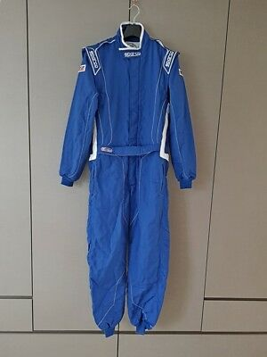 Rennoverall Sparco Victory RS-4 Größe L/56 FIA (Honey Comb Textile) 2017