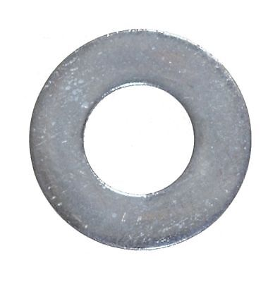 Hillman 811070 Hot Dipped Galvanized Flat Washers, 1/4-Inch, 100-Pack