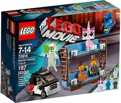 LEGO® THE LEGO® MOVIE™ 70818 Doppeldecker Couch _Double-Decker Couch wear on box