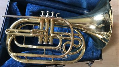 YAMAHA YHR 302M Marching French Horn