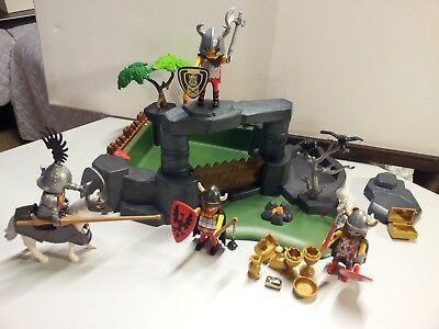 Playmobil Wikinger Superset Ritterangriff aus 3137