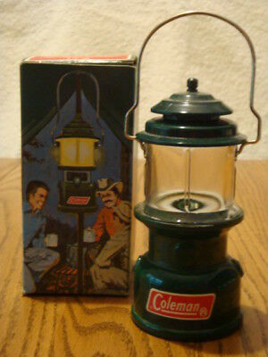 Vintage Avon Coleman Lantern Wild Country Cologne in Box Free Shipping