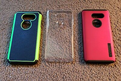 LGV30 Cell Phone Cases lot of 3