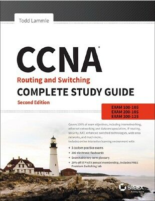 CCNA Routing & Switching Complete Study Guide:Exam 100-105,200-105,200-125 pdf