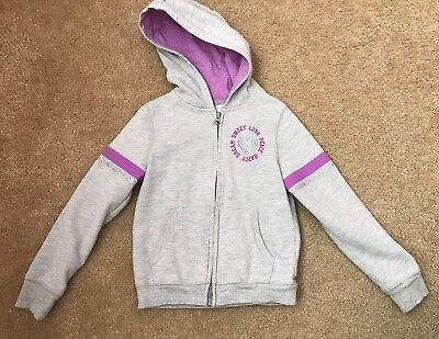 Children's Place Hooded Sweatshirt Girl Size S (5/6)