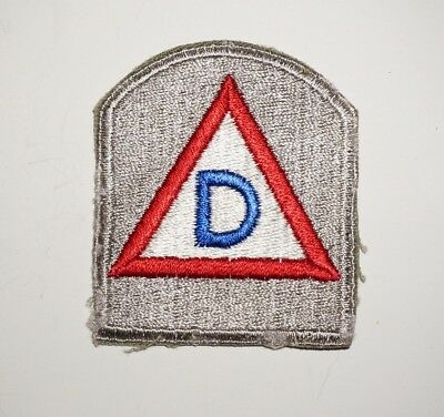 39th Infantry Division Patch WWII US Army P6349