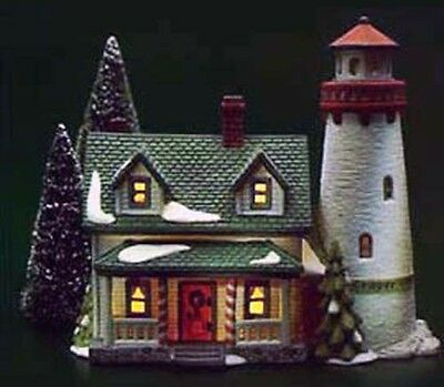 """Dept 56 - """"Craggy Cove Lighthouse"""" - #59307 - New England Village"""