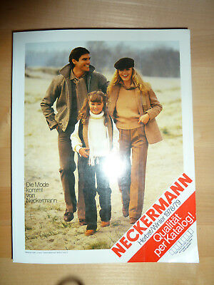 Neckermann Katalog Herbst/Winter 1978/79