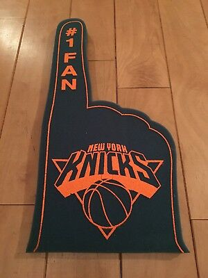 New York Knicks Foam Finger