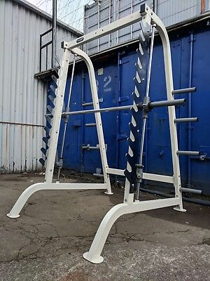 Keys Fitness Smith Machine; Power Rack; VGC; Commercial; Free Delivery;