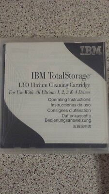 IBM TotalStorage LTO Ultrium Cleaning Cartridge