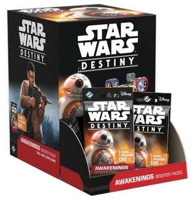 Star Wars Destiny Awakening Booster Box Sealed and ready to ship!