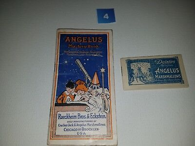 Angelus Mashmallows Advertising