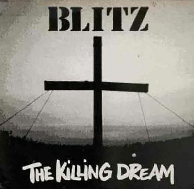 Blitz  The Killing Dream LP  (EASTER SALE 2018)