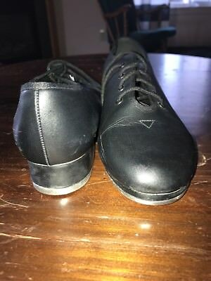 BLOCH black tap shoes, size 7, used for one performance, very good condition
