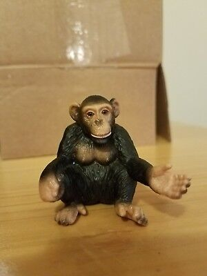 Schleich Female Chimpanzee Retired 14191