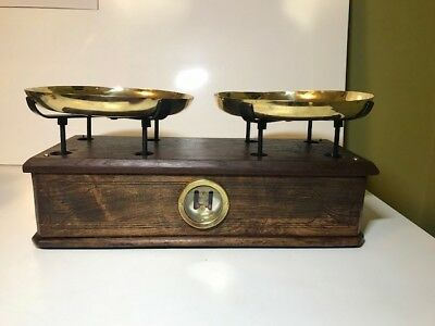 Antique Vintage Berranger Style Scale