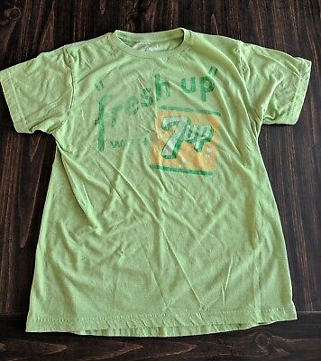 """Savvy """"Fresh Up"""" with 7-Up T-shirt"""