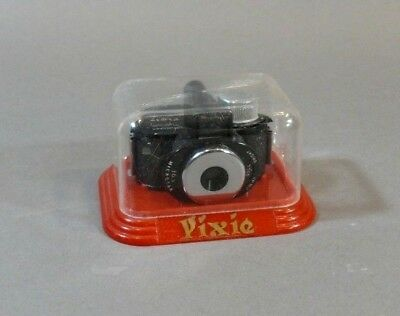 Vintage Whittaker Micro 16 MM Pixie Camera SubMiniature Spy w/Original Case