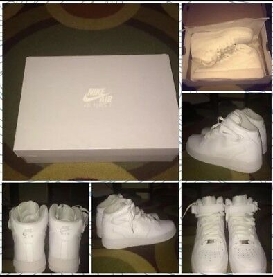 Air Force 1 One Mid Size 9 Nike