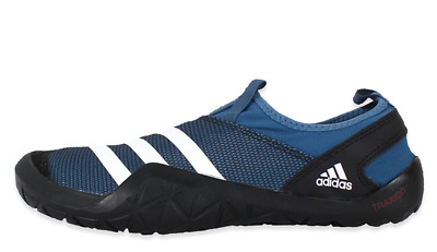 huge selection of 0bc88 9bc69 ADIDAS MENS CLIMACOOL Jawpaw Slip on Water Shoes Blue Atheletic Running  Shoes