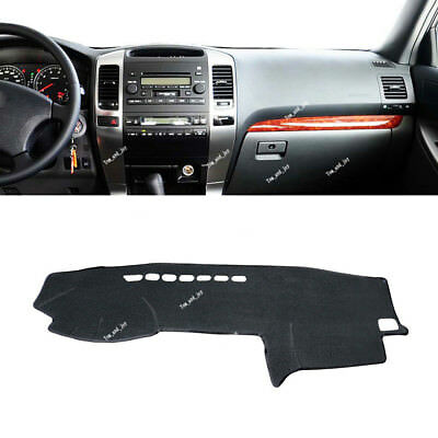 For Toyota Land Cruiser Prado J120 03-09 LHD Car Dashboard Carpet Sun Cover Mat