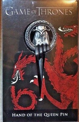 Game Of Thrones - Hand Of The Queen Pin - Officially Licensed Dark Horse HBO