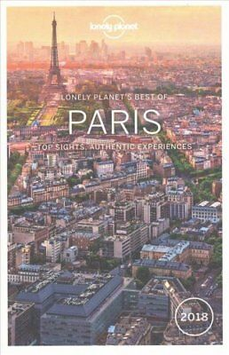 Lonely Planet Best of Paris 2018 by Lonely Planet 9781786571397