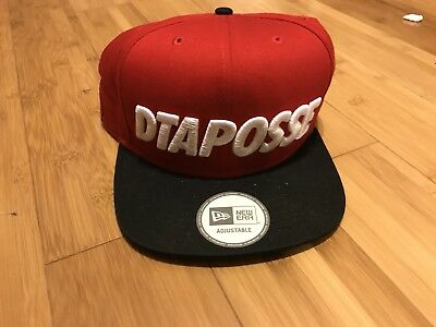 Dta Posse Dont Trust Anyone Rogue Status Snapback Hat New Era fe6284f59af6