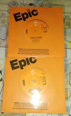 Abba Uk Singles  1979 Gimme Gimme Gimme / The King Has Lost His Crown