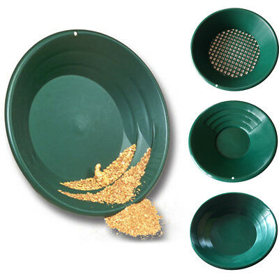 Traditional Gold Rush Sifting Classifier Screen Sieve Pan 14/15 inch Detector