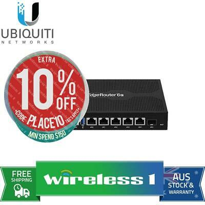 Ubiquiti  EdgeRouter 6 Port (ER-6P)