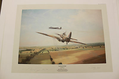 Robert Taylor - Fastest Victory - Battle of Britain