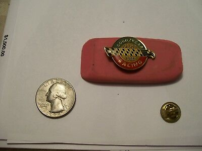 Goodyear Racing 1988 Eagle Lapel/Hat Push Pin....Excellent