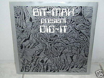 """*****BIT-MAX""""DIG-IT""""-12""""Inch-Italy Import*****"""
