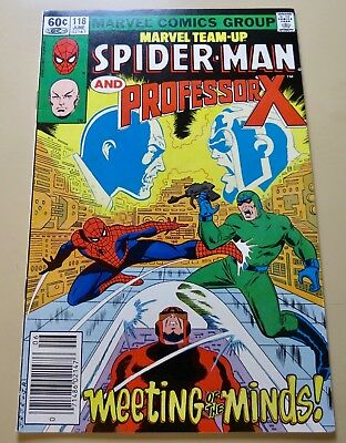 18-C0606: Marvel Team-Up # 118, 1982, NM- 9.2!