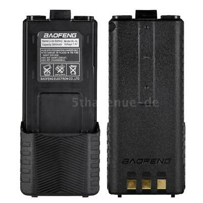 BAOFENG BL-5L High Capacity 7.4V 3800mAh Li-ion Extended Battery for D5H3