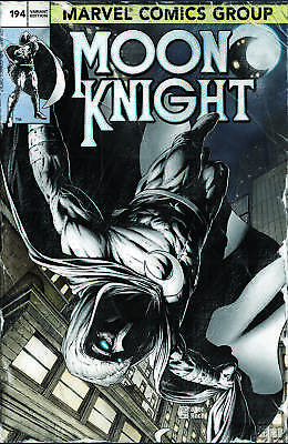 Moon Knight Exclusive Variant issue #194 / Limited to only 600 Copies with COA
