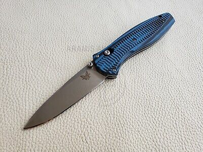 BENCHMADE 590 BOOST  Custom scales for knife Model Elegant (Knife