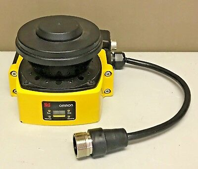 Omron OS32C Safety Laser Scanner + Cable OS32C-CBSP1 OS32C-SN 40591-0020