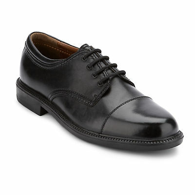 Dockers Mens Gordon Genuine Leather Dress Casual Cap Toe Lace-up Oxford Shoe