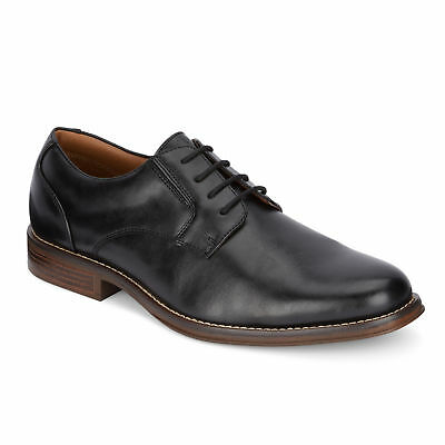 Dockers Men's Fairway Lace-up Rubber Sole Plain Toe Oxford Dress Shoe