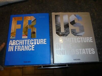 Architecture / In the United States / in France : Taschen