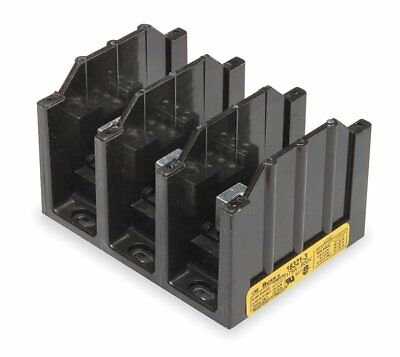 Cooper Bussmann 16321-3 Power Distribution and Terminal Blocks, 3 Pole
