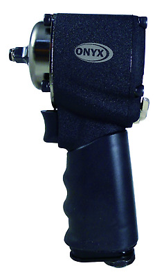 "Astro Pneumatic 1828 ONYX 3/8"" Nano Impact Wrench - 450ft/lb"