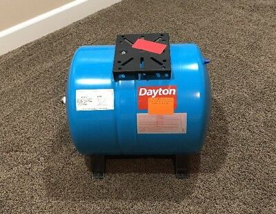 New Scuffed/Scratched 19-3/4 Water Tank Dayton, 3GVT5 Ships FREE