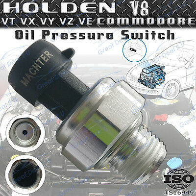 Oil Pressure Switch For Holden Commodore VT VX VY VZ VE V8 LS1 LS2 5.7 6.0 6.2